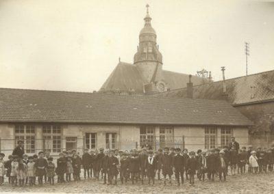 cour du haut 1928