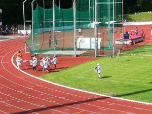 Championnats d'athlétisme