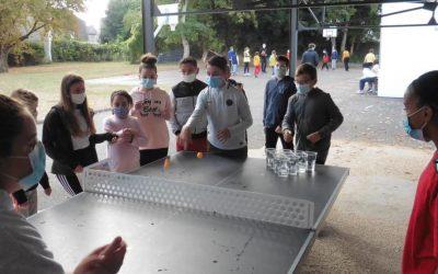 Intégration par le sport à Saint-Charles