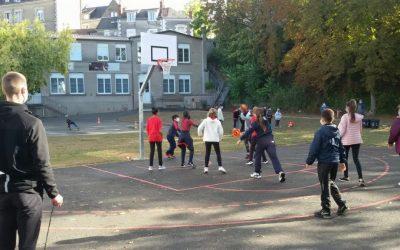 Intégration par le sport à SAINT CHARLES